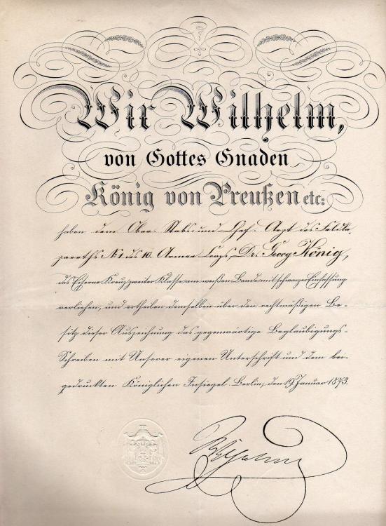 König Urkunde EK2 1870.jpg