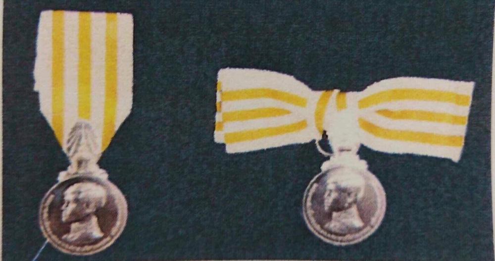 Rama X coronation medal.jpg