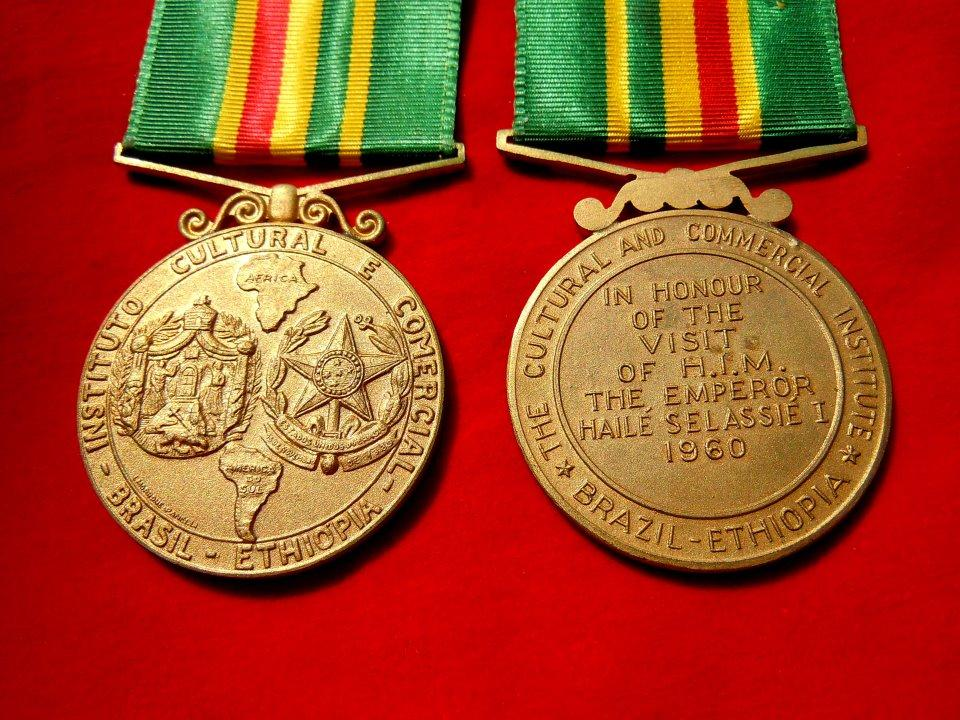 Haile Selassie I visits Brazil Wearable medals front and back.jpg