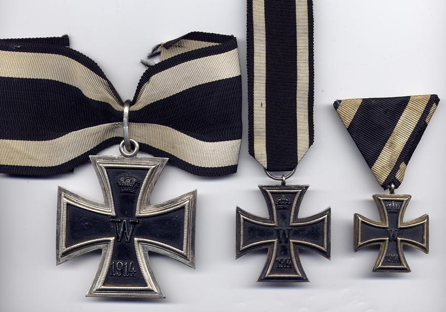 TR 1914 Grand Cross - Germany: All Eras: The Iron Cross