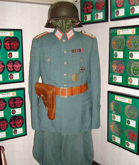 Humble TR Police Cloth Collection - Germany: Third Reich ...