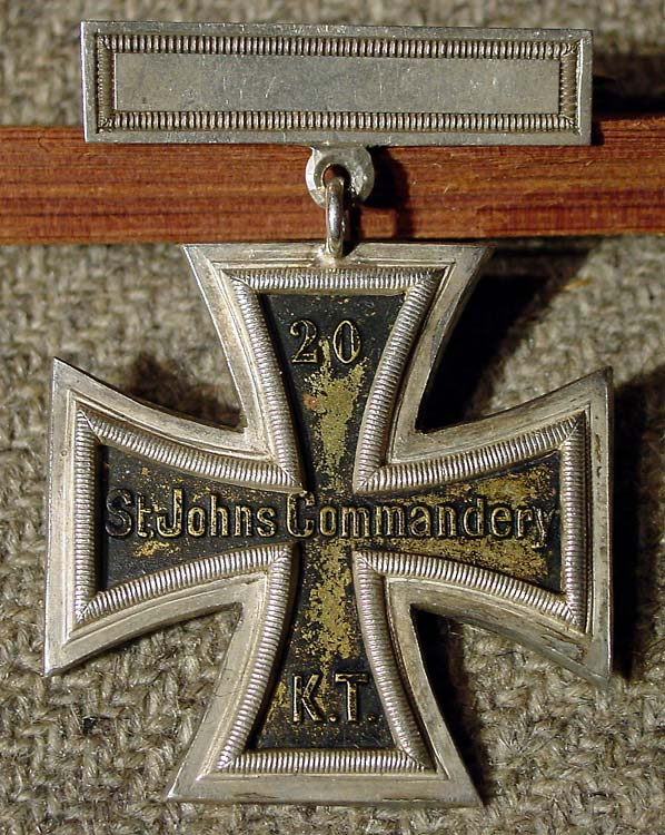Knight?s Templar medals - Masonic Medals & Jewels
