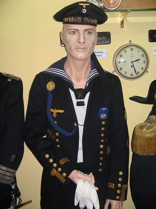 kriegsmarine blue uniform displays let see them