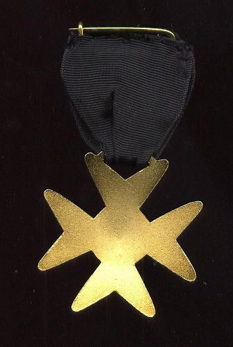 Knight?s Templar medals - Masonic Medals & Jewels - Gentleman's
