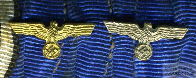 Eagle Army/Navy Curved Belly Feathers
