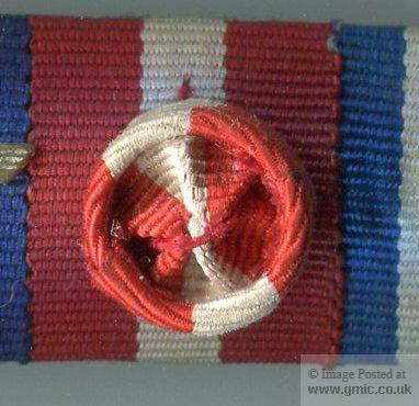 Rosette Order of the Crown of Italy