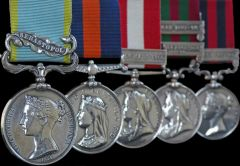 Victorian Campaign Medals