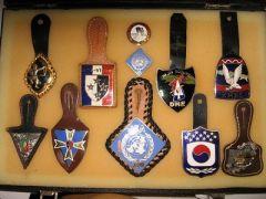 Pocket Fobs worn By DMZ guards