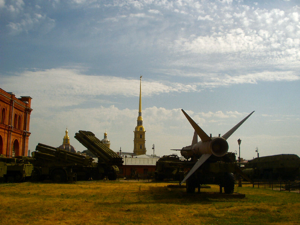 Artillery Museum, Sait Petersburg - 2010