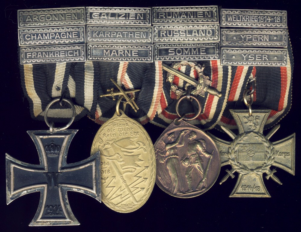Ordensschnalle Weimarer Republik