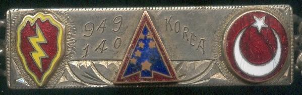 Korea name bracelet Nevzat Tanertan
