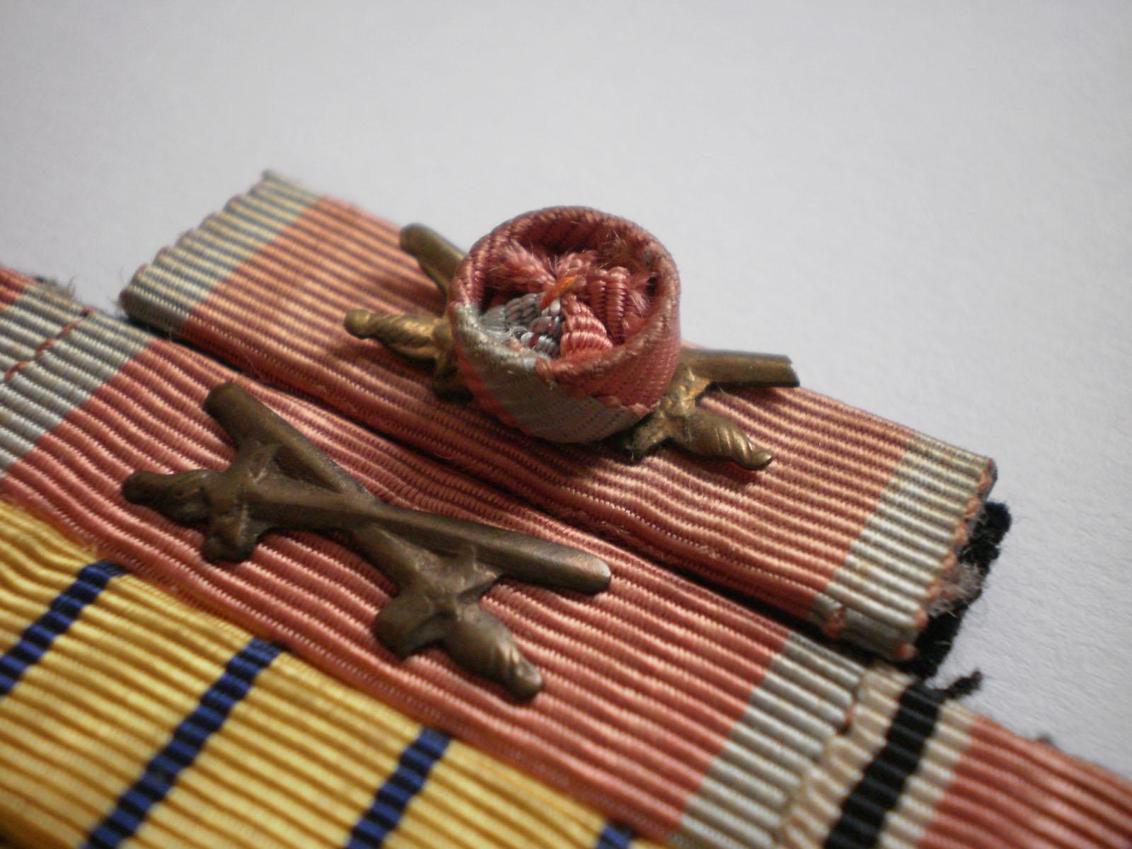 Kingdom of Romania - Ribbon Bar