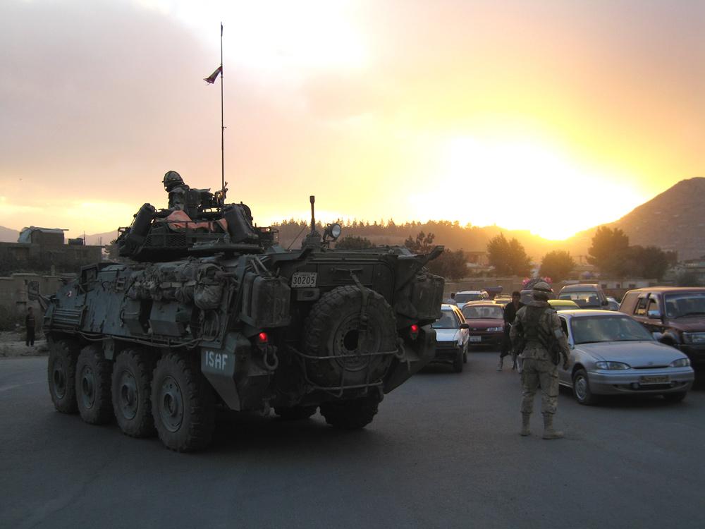Kabul, Afghanistan 2005