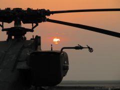 Apache Sunset