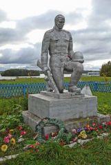 Unknown Soldier   Volga River Village
