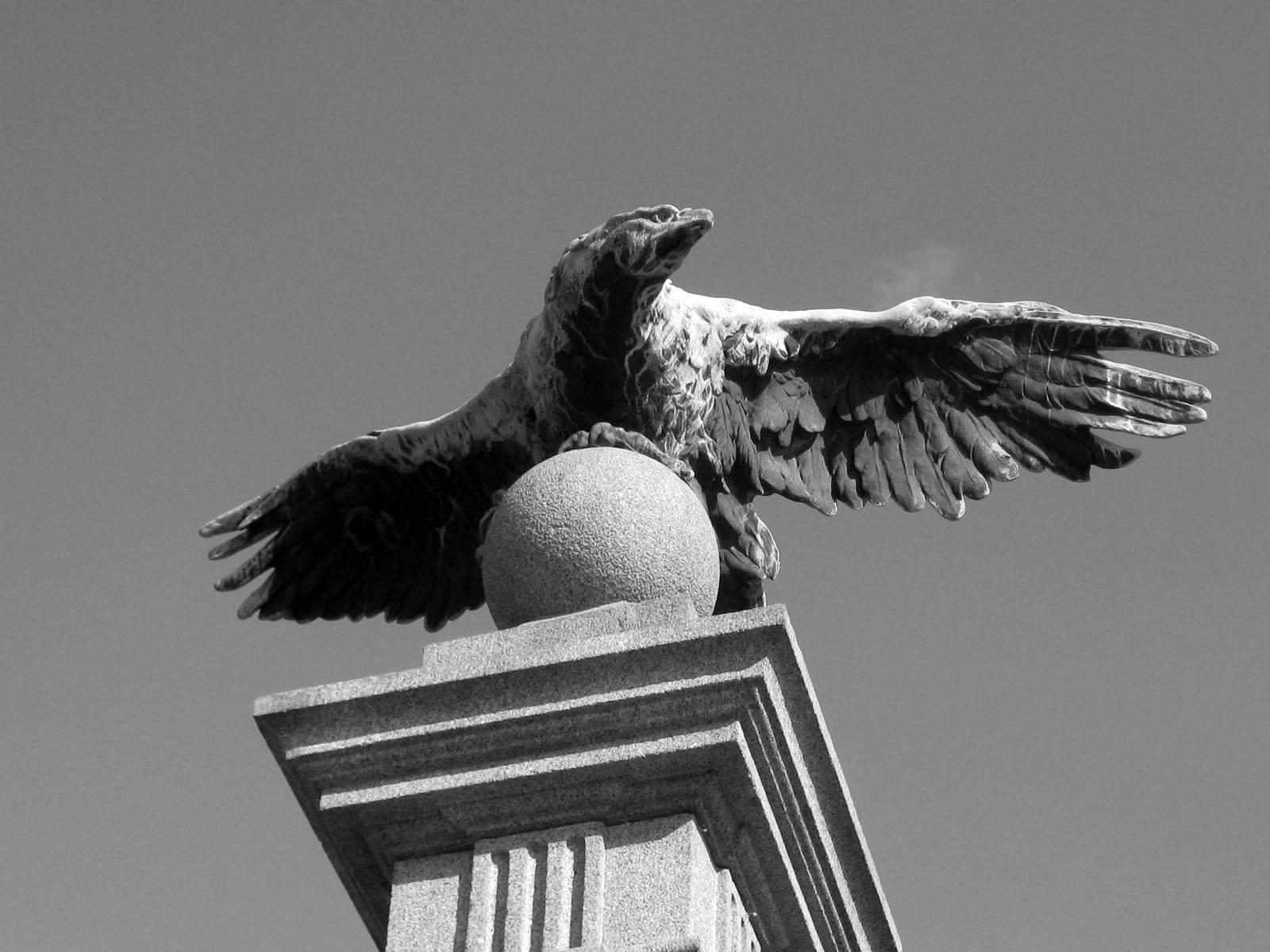 Eagles' Bridge, Sofia, Bulgaria