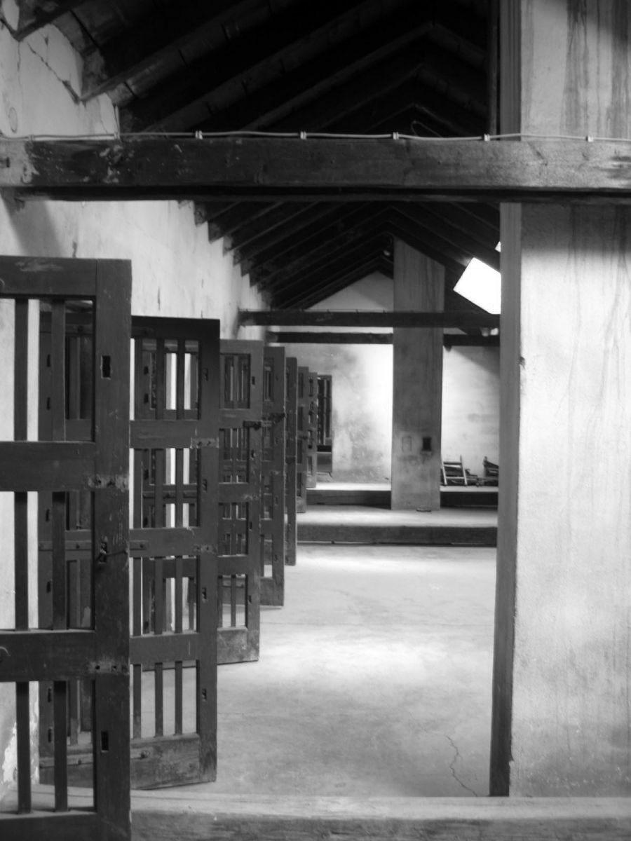 Crveni Krst Concentration Camp, Niš, Serbia
