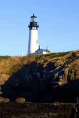 Yaquina Head Lighthouse   Newport, Oregon