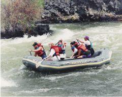 Marsha Rafting