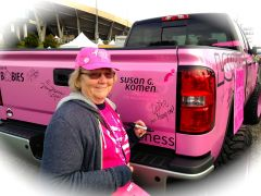 Komen For The Cure