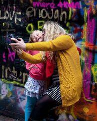 Selfy and Graffiti