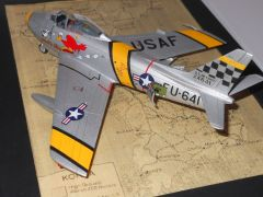 F-86 Mike's Bird Model