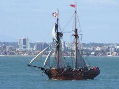 Barque Endeavour