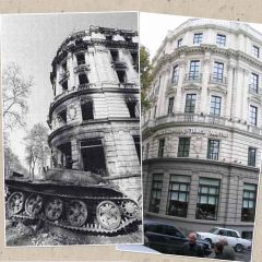 Tbilisi Marriott   Then And Now