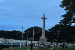 Bomana ANZAC day 2013