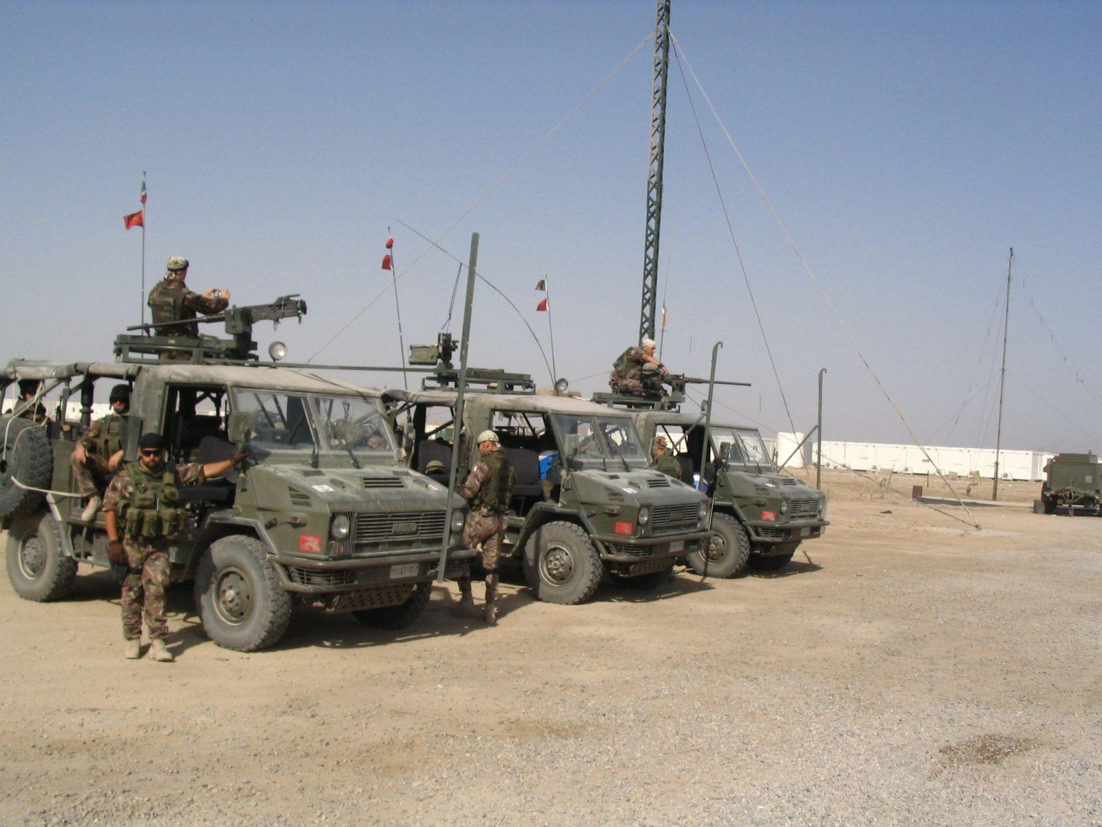Italians In Iraq 2004