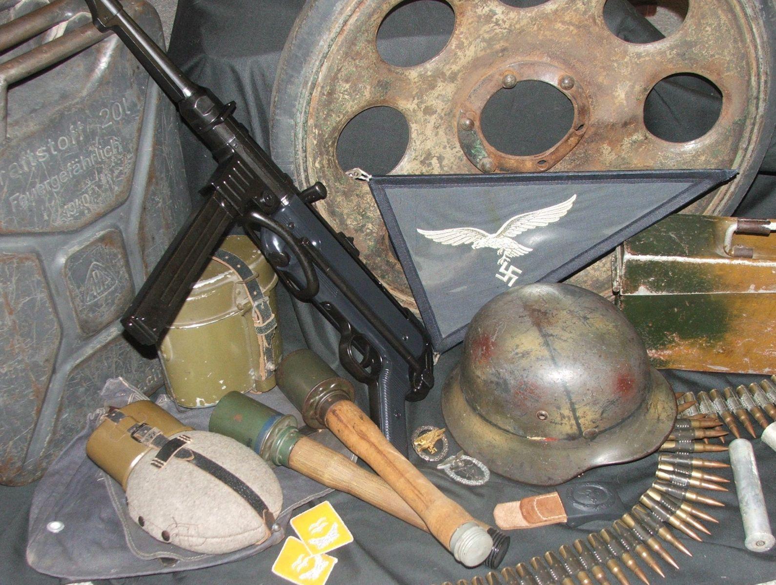 Luftwaffe bits & pieces 009