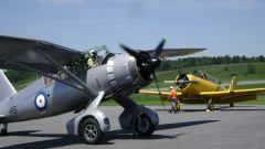 Keeping history alive and flying