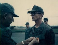 Viet Nam 1969 Receiving Bronze Star