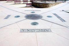 4 corners monument