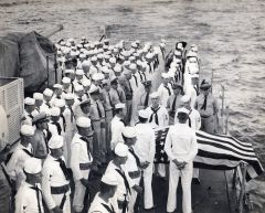 A Solemn Burial