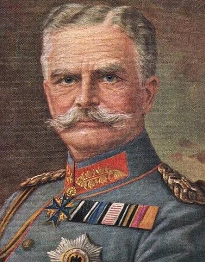Generalfeldmarschall Mackensen. Kunstdruck, fertig eingerahmt..png