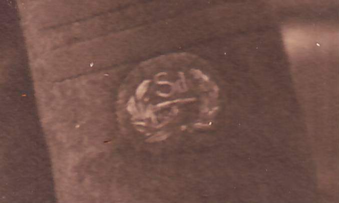 """Friedensheer (4.b.RW-Inf.Rgt.46, Sergeant, MG-Scharfschützenabzeichen mit """"Sch"""") (2).JPG"""