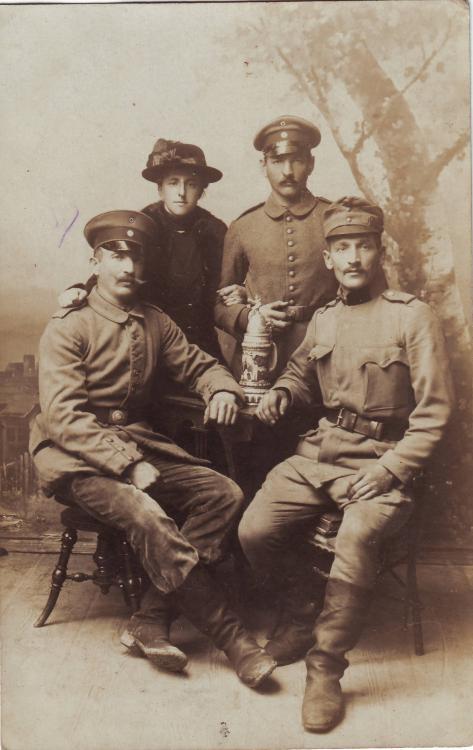 b.Inf.Rgt. 16 ; k.u.k. Verbandsabzeichen Kaiser Karl.JPG