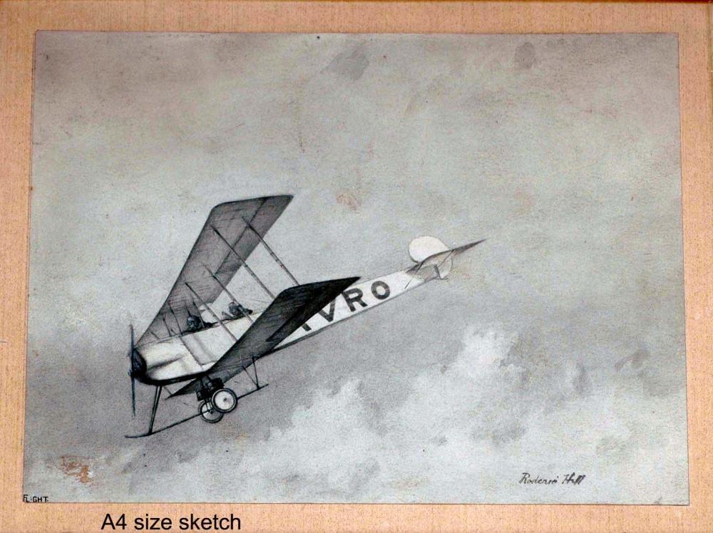 79a Raynham gliding the 80hp Avro by Roderic Hill.jpg