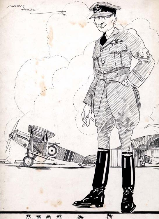 Low_res_The_service_pilot_by_Norm_Hirst.
