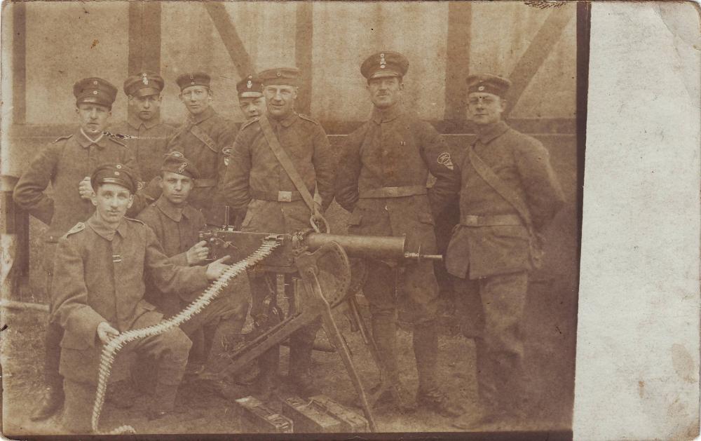 Freikorps (Totenkopf, Wappen, MG).JPG