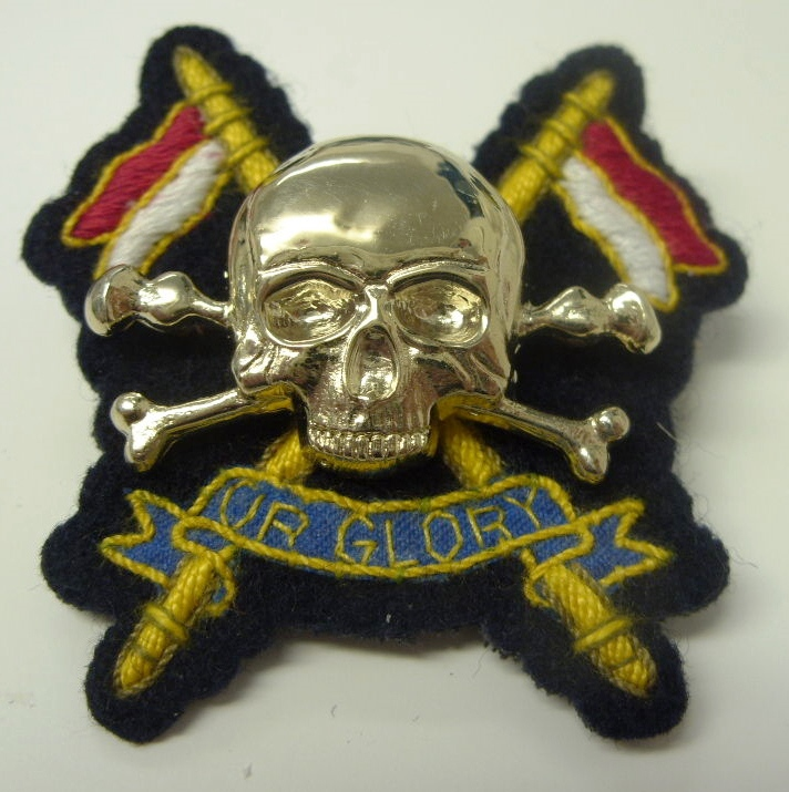 Royal Lancers 2015 OR Beret.JPG