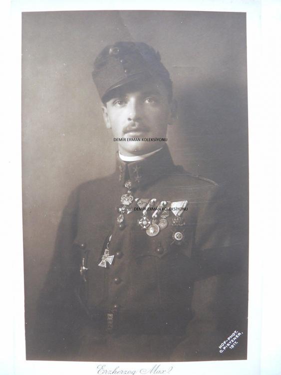 Archduke Maximilian of Austria (Maximilian Eugen Ludwig Friedrich Philipp Ignatius JosephMaria), Prince Imperial of Austria.jpg