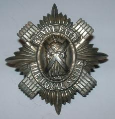 5th VB ROYAL SCOTS GLENGARRY BADGE