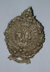 8thBn A&S.H GLENGARRY BADGE