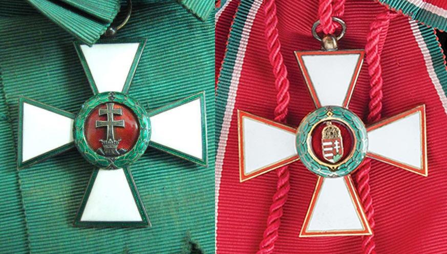 hungary kingdom - republic order of merit.jpg