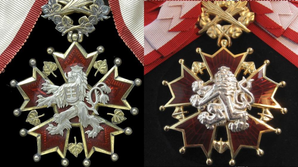 czechoslovakia - czech republic order of white lion.jpg