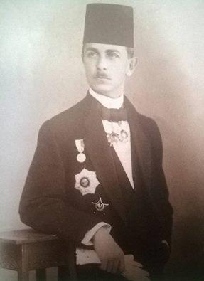 Posta Telgraf Teftiş Heyeti Genel Müdürü (Daha sonra Maliye Bakanlığı Müsteşarı) İrfan Rıza Bey..jpg