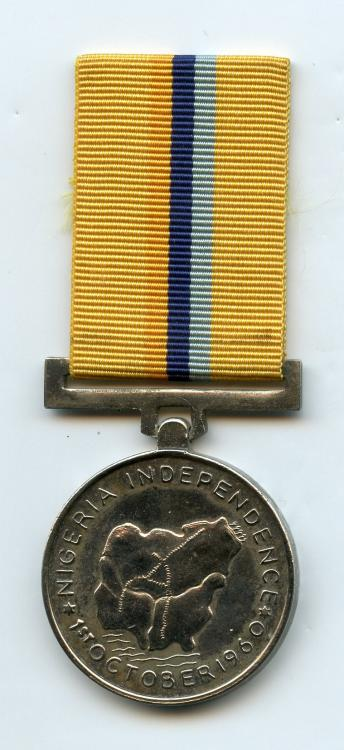 Nigeria Independence Medal Civil Issue obverse.jpg