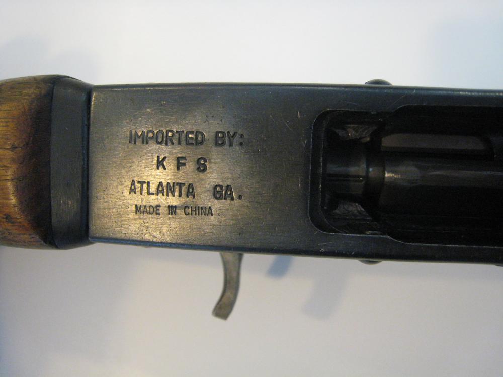 Norinco Type 56 (AK-47) Galil ser. no. CS - 05998  KFS Georgia marking.JPG